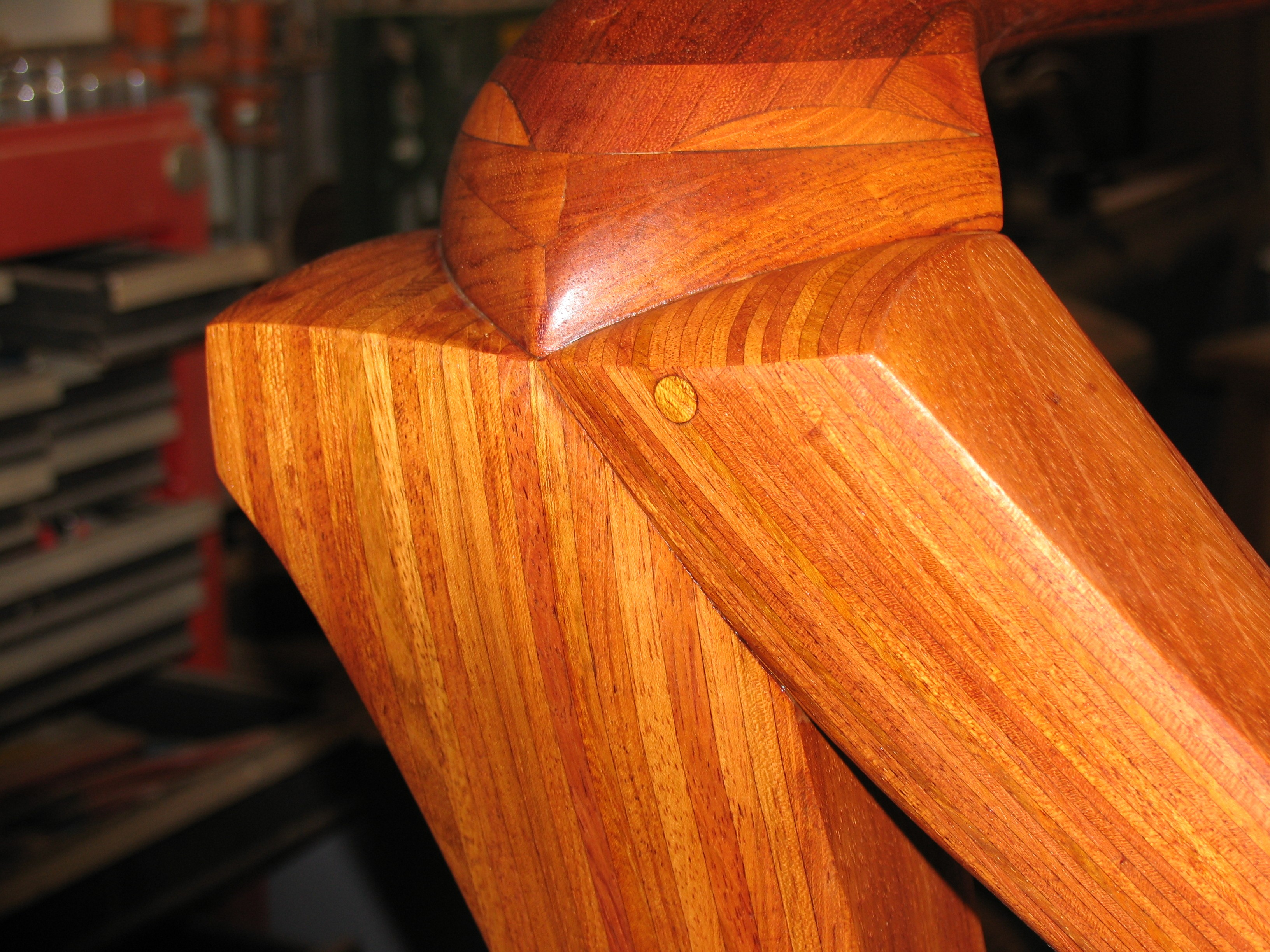 Chair Joint from Jim Hubbel chair