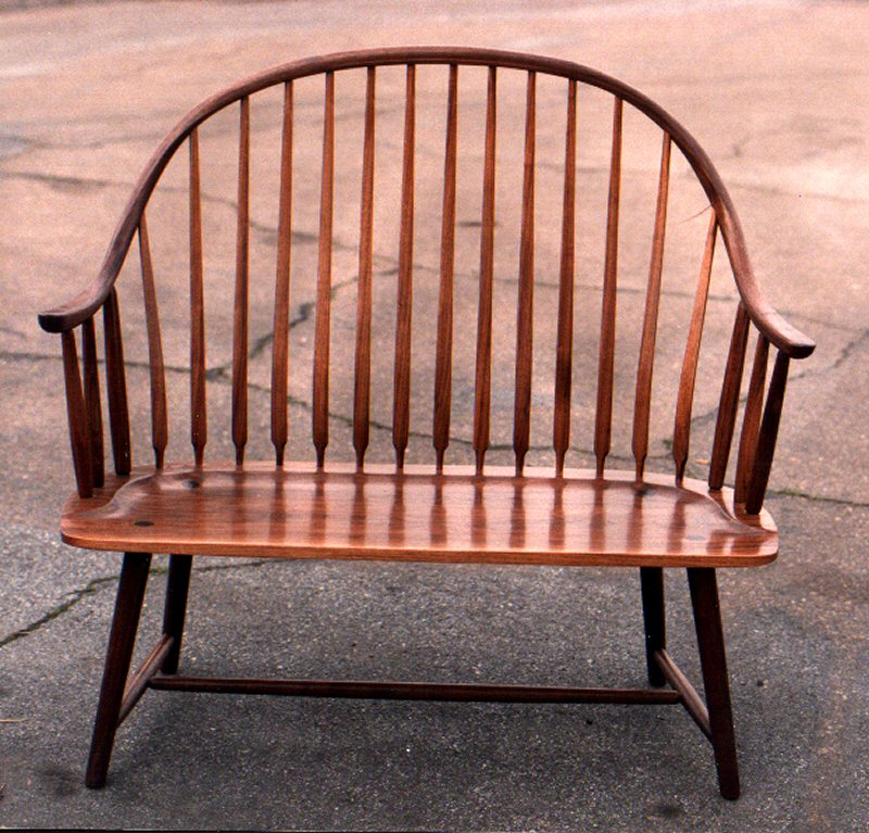 Bowback Bench