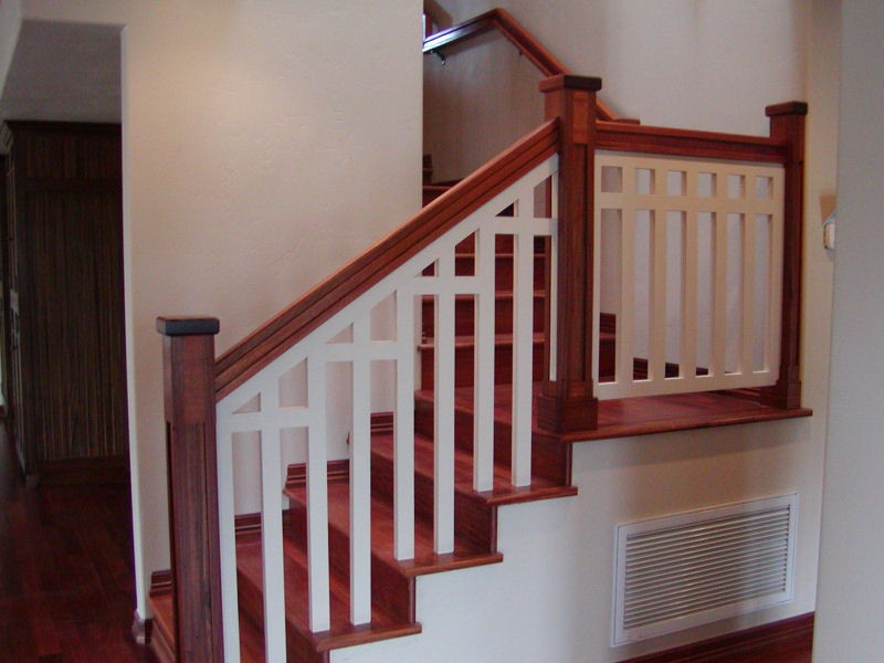 Craftsman Railings