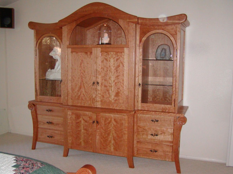 Whimsical Entertainment Center