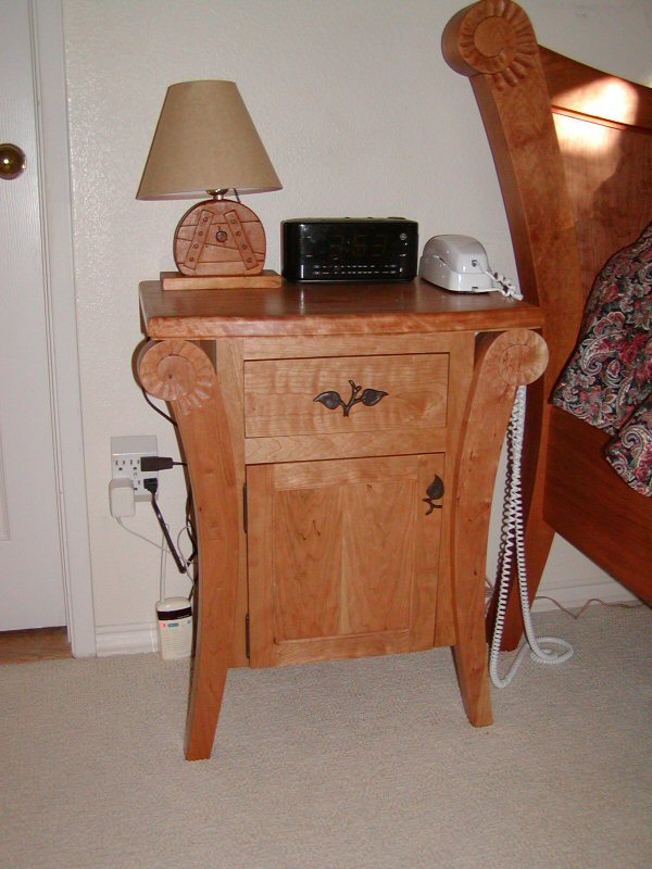 Whimsical Night Stand